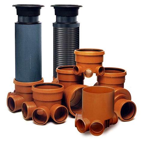 Инспекционные колодцы для канализации