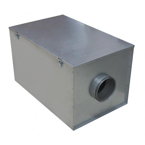 Компактные приточные агрегаты типа TA и TLP