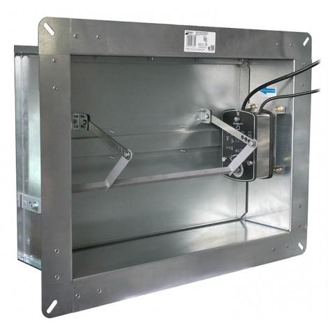 Оборудование для систем дымоудаления