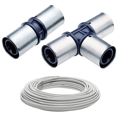 Система металлопластиковых труб и фитингов
