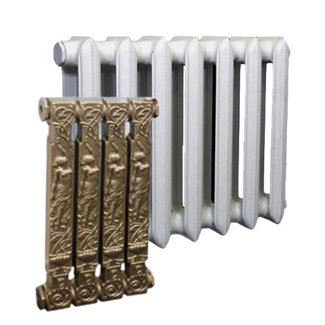 Радиаторы чугунные и комплектующие